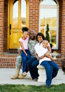 military homebuyers tax credit
