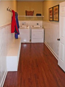 mud room cubbies
