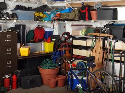 Garage stuff for Homebuilder com