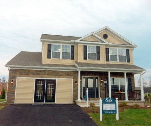 Gettysburg new homes at Deatrick Village