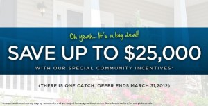 PA new home incentives