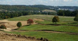 Piatt Estates Ground Breaking View
