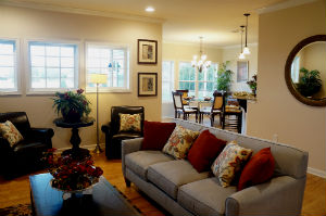 Cannon Ridge Living Room