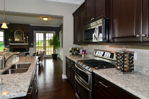 Kitchen at Venango Trails