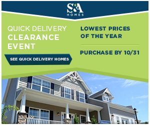 October Quick Delivery Clearance Event