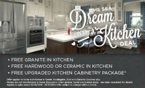 Dream Kitchen Deal