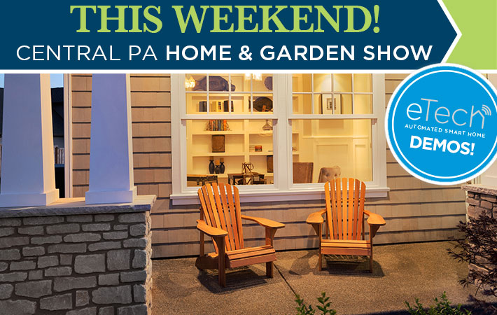 Home garden show Home builders central pa