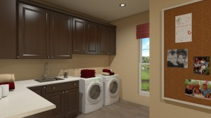 Buchanan laundry room