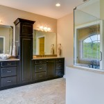 Master Bath in The Montgomery