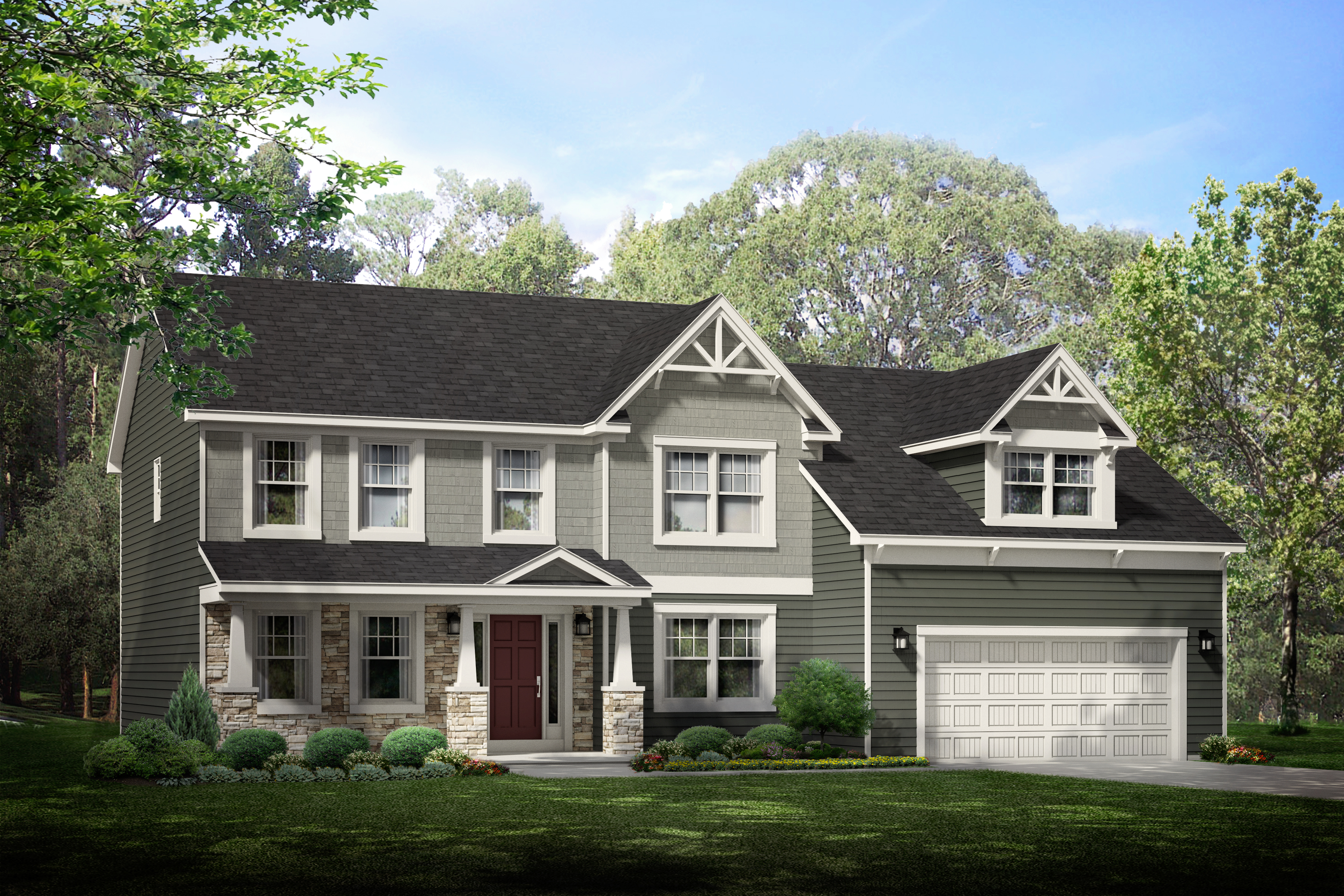 3 New Plans Coming this January to S&A Homes