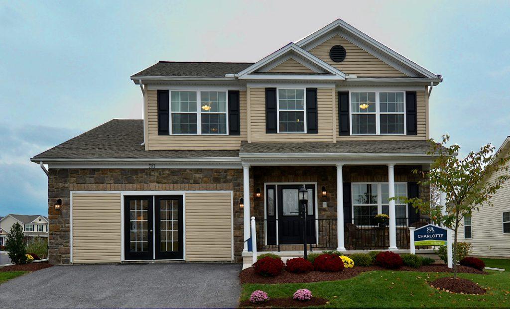 Charlotte Model Home - Deatrick Village, Gettysburg PA