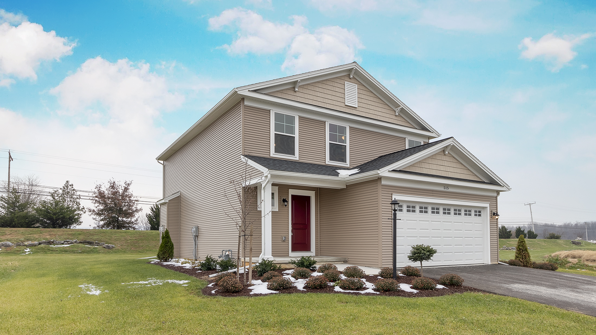 New Blair County Homes Available from S&A Homes