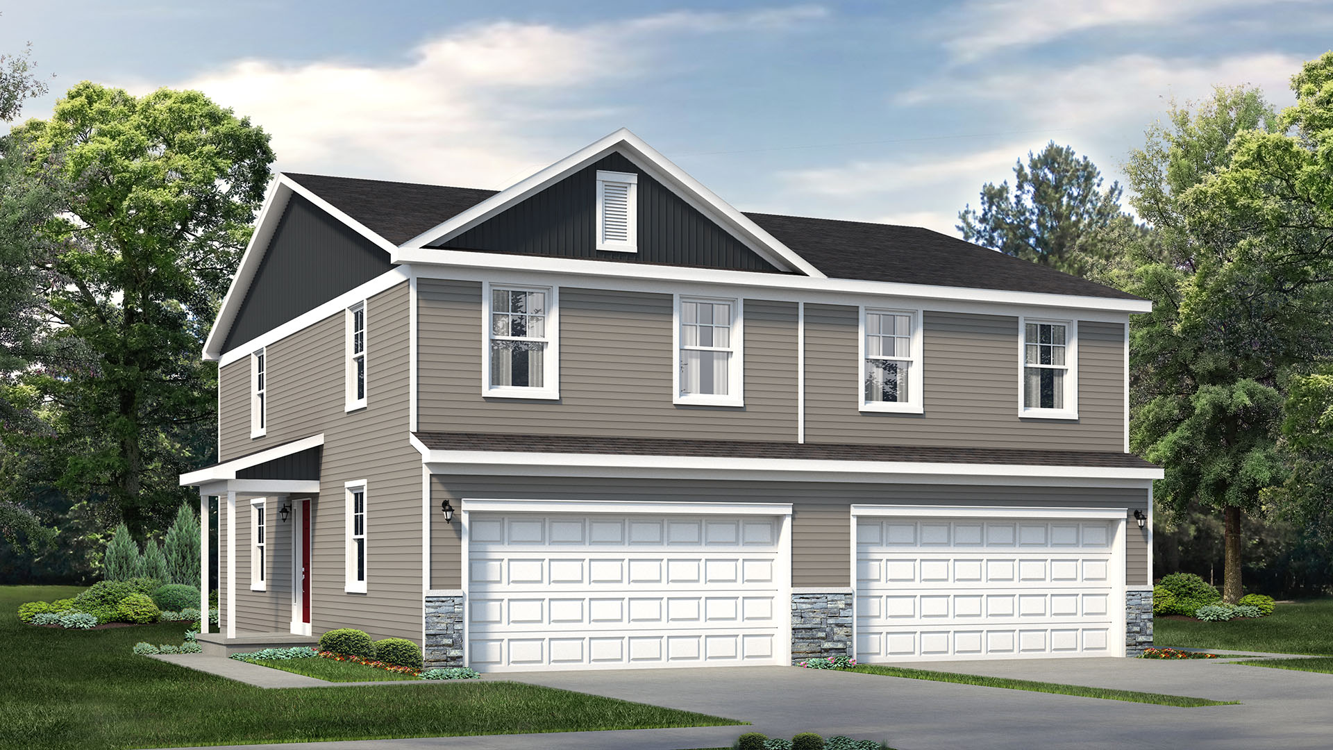 Featured Floor Plan: Richfield at Harvest Glen