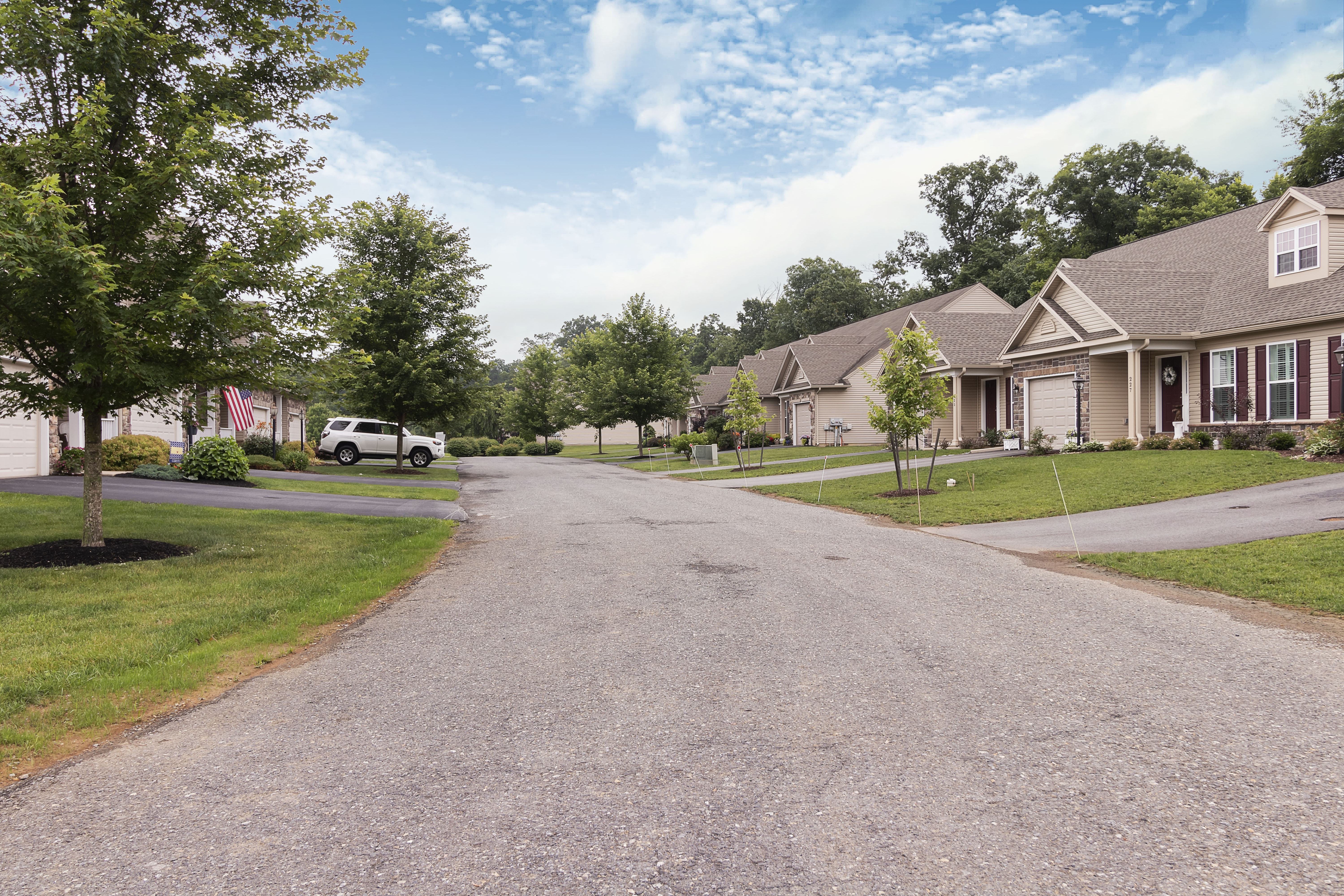 Move-In Ready New Carlisle Homes at Stonehedge