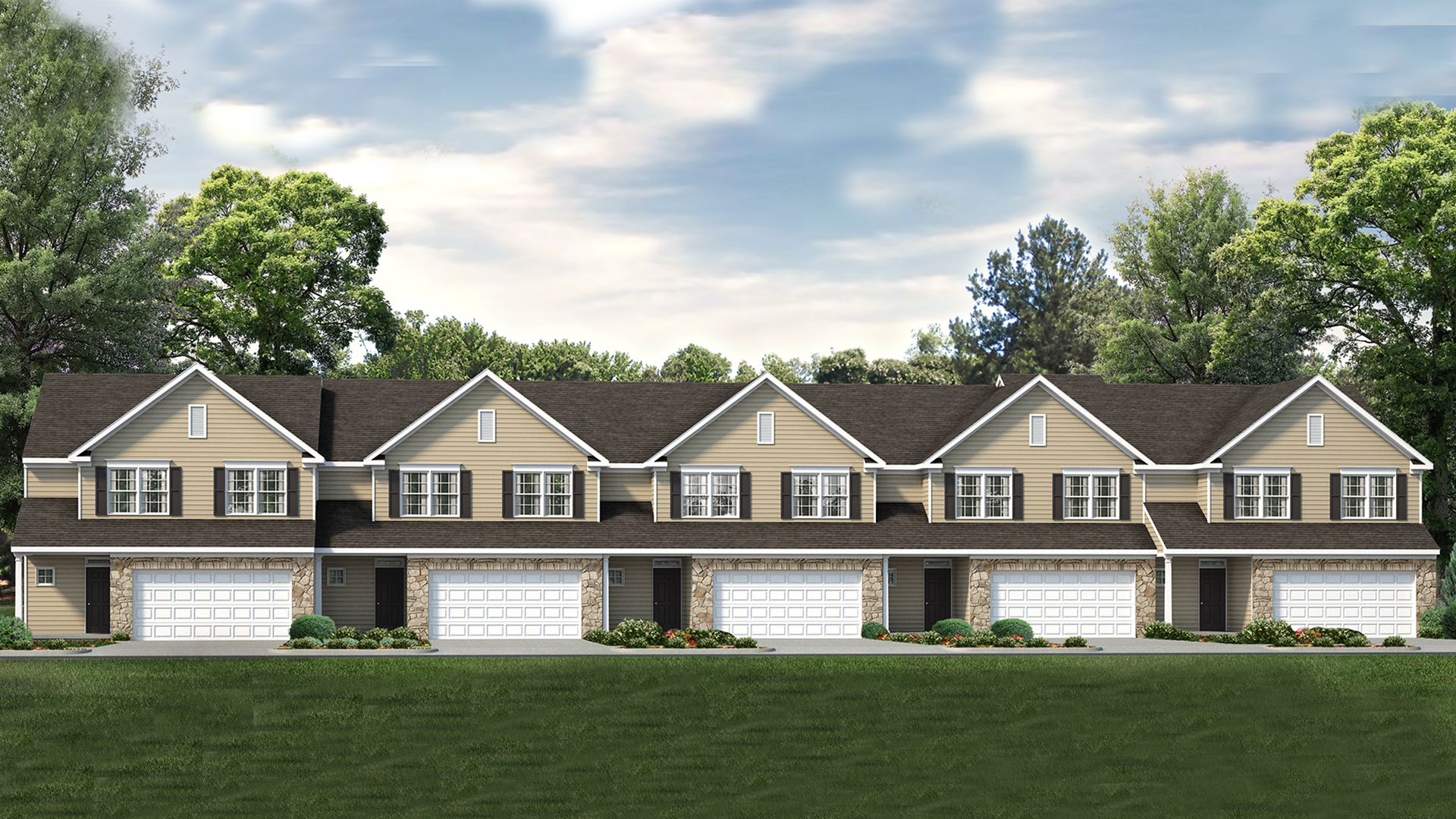 New Gettysburg Townhomes Available Now at Cannon Ridge