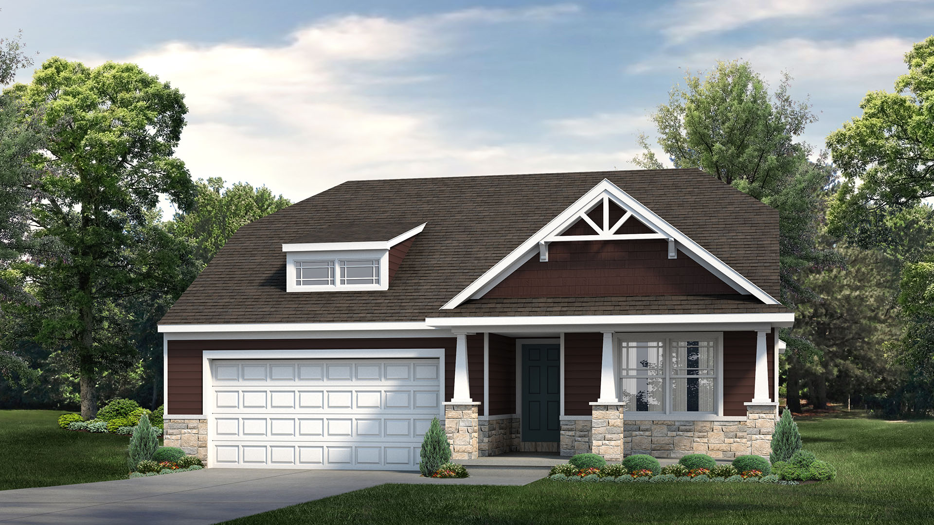 Featured Floor Plan: Rockford