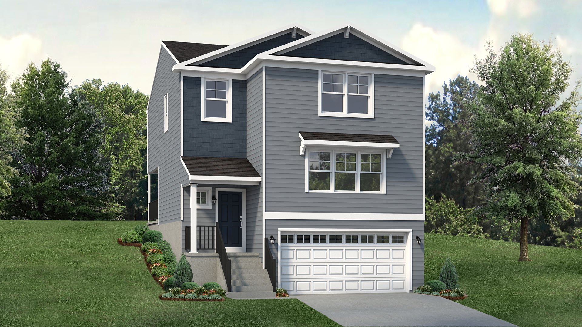 Three New Streamline Series Floor Plans Now Selling at Steeplechase