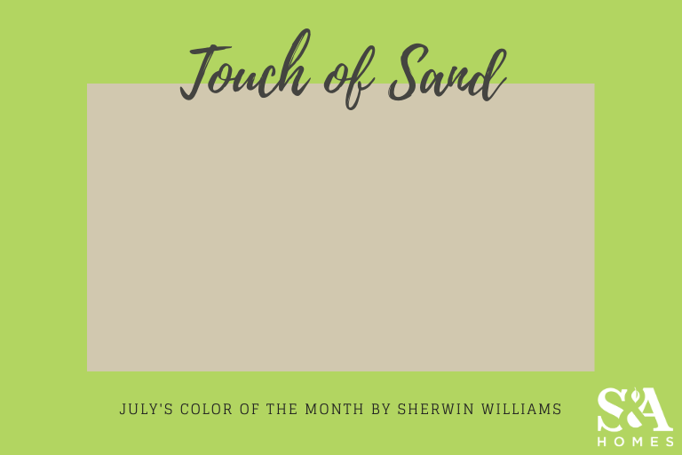 Incorporate the Sherwin Williams Color of The Month Year-Round