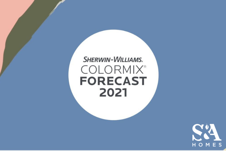 Sherwin-Williams Announces 2021 ColorMix Forecast