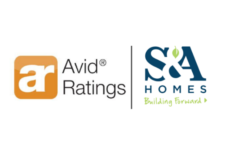 S&A Homes Partners with Avid Ratings
