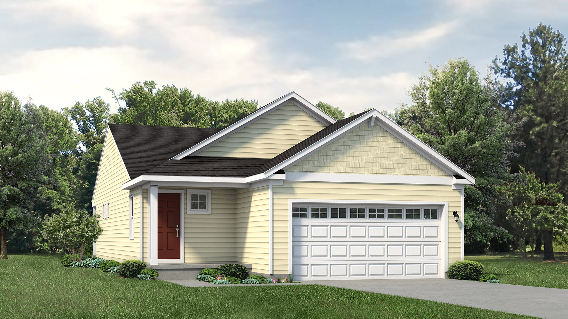 New Martinsburg Home Ready for Spring Move-In at Edgewood Acres